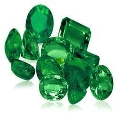 Loose Emeralds Are Naturally Beautiful Emerald Gemstone, Emerald Green, Emerald City, Emerald Rings, Emerald Jewelry, Loose Emeralds, Gemstones For Sale, Green Gemstones, My Birthstone