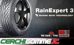 Pneumatici estivi Uniroyal RainExpert3: la pioggia non sarà più un problema