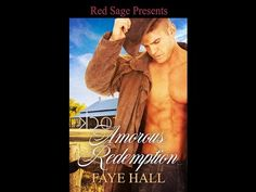 Book Trailer - Amorous Redemption by Faye Hall Why Book, Book Trailers, Away From Her, Romance Authors, Bounty Hunter, Books, Youtube, Amor, Libros