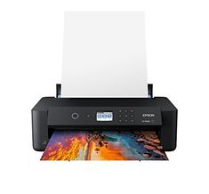 Epson Expression Photo HD Professional Photo Quality Wide Format Home Printer Launched - GeekLingo Printer Scanner, Inkjet Printer, Laser Printer, Best Photo Printer, Color Photo Printer, Best Printers, Home Printers, Black And White Prints, Red And Grey