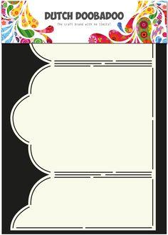 470.713.310 Dutch Doobadoo Card Art Triptech