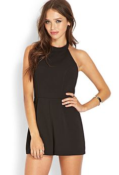 Score cute rompers and trendy jumpsuits to fit your style Online Lingerie, Women Lingerie, Sexy Outfits, Cute Outfits, Mod Girl, Trendy Collection, Cute Rompers, Black Romper, Active Wear For Women