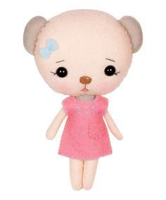 Sweet Emma Pocket Doll Kit