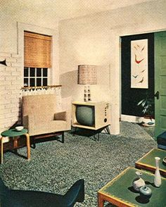 18 Photos of the 1950\'s Homes Pictures and Design Ideas | MidCent ...