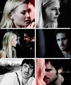 awwwwww all the more reason they should be together!!!!    #captainswan forever!!!