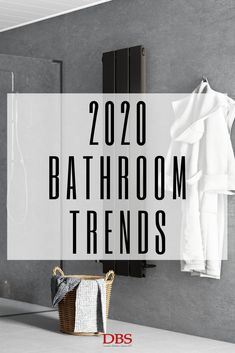 These 2020 bathroom trends build on the success of bathroom trends from but take into consider Bathroom Trends, Modern Bathroom, Bathroom Ideas, Bath Trends, Marble Bathrooms, Family Bathroom, Small Bathrooms, Basement Bathroom, Bathroom Shelves