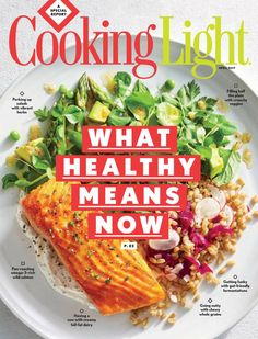 Free Download Cooking Light #Magazine - April 2017. WHAT HEALTHY MEANS NOW - We've done a deep dive to bring you a look at how healthy has changed over the past 30 years—and where it's headed in the next 30.    NEW EASTER ESSENTIALS - These 6 recipes—from  #