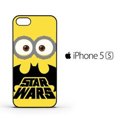 Minion star wars W3235 iPhone 5 | 5S | SE Case