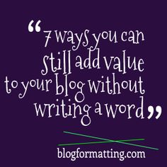 OK, I admit I did not feel like writing a blog post this week. I know, I know, I bug you all the time to write at least one post a week to keep your readers and Google happy. Was my content not pla...