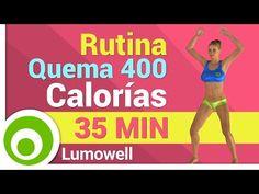 Tonificar el Cuerpo y Quemar 400 Calorías - YouTube