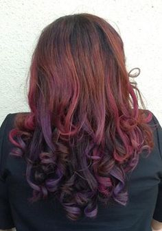 Pink and Purple Hair Chalk! Hair Chalk, Purple Hair, Hair Ideas, Cool Hairstyles, Hair Color, Long Hair Styles, Facebook, Colour, Pink