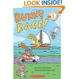 Four bunnies start out in a race: Driver Bunny, Sailor Bunny, Pilot Bunny and Runner Bunny.  Who will win?