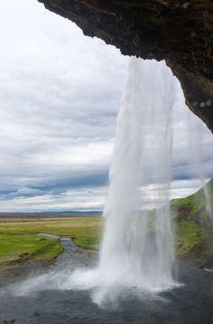 Amazing Places           - Seljalandsfoss - Iceland (bySergii Gulenok)