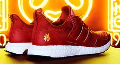 finest selection d9369 0878e Eddie Huang Celebrates Chinese New Year with adidas Ultra Boost  Collaboration