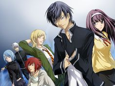 Nice anime wallpaper from Code:Breaker uploaded by - code breakers Manga Love, Anime Love, Anime Guys, Hot Anime, Awesome Anime, Code: Breaker, Supernatural, Fanart, Spice And Wolf
