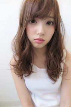 髪型 髪型 in 2019 Japanese Beauty, Asian Beauty, Beauty Skin, Hair Beauty, Cute Girls, Cool Girl, Prity Girl, Beautiful Asian Girls, Pretty Face