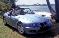 James Bond is a man of many W s.via Mid Atlantic Nostalgia Convention But most iconic: wheels. 007 s liaison to the British Secret Service s. Bmw Z3, James Bond Cars, James Bond Movies, My Dream Car, Dream Cars, Bmw Love, Car Gadgets, Amazing Cars, Awesome