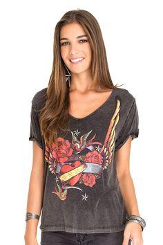 Blusa silk tattoo | Dress to