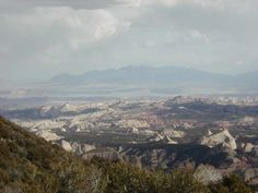 Capital Reef Thousand Lakes Mountain