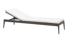 Adjustable Chaise, Loose Cushion