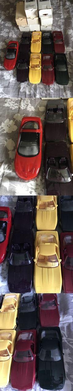 Promo 2592: 91 92 Chevrolet Corvette Zr-1 1 24 Amt Ertl Promo Firebird Red Green Yellow -> BUY IT NOW ONLY: $55 on eBay!