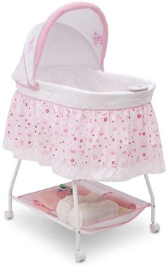 online shopping for Disney Baby Ultimate Sweet Beginnings Bassinet, Disney Princess from top store. See new offer for Disney Baby Ultimate Sweet Beginnings Bassinet, Disney Princess Baby Girl Bassinet, Best Bassinet, Baby Doll Nursery, Girl Nursery, Bedside Bassinet, Disney Babys, Baby Doll Accessories, Portable Crib, Baby Comforter