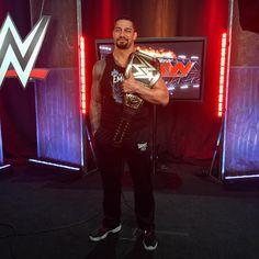 WWE Instagram Photo (x)