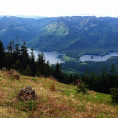 Mount Washington - Snoqualmie Pass, 8.5 miles, 3250ft elevation gain, Discover Pass required