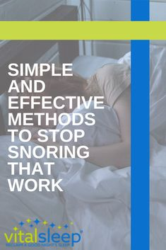Everyone knows that living with someone that snores is not pleasant. Sleepless nights because your partner keeps you awake can be stressful, so it is important to be able to find a cure for the snoring. Visit our article to learn effective methods that will help you stop snoring.   #sleepapnea #snore #snoring #stopsnoring #snoringtreatment #snoringcauses #snoringremedies #stopsnoring #sleepapneasnoring #snoringsolution