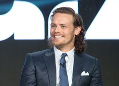 23 Times 'Outlander' Star Sam Heughan Was Too Hot for His Own Good - Moviefone.com