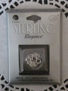 These Sterling Elegance 6mm Sterling Silver Jump Rings, 16 pcs., are .925 sterling silver and jewelry-ready! Use to make necklaces, bracelets,
