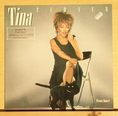 TINA TURNER - Private Dancer mint minus - Vinyl LP Whats Love got to do with it