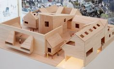 The 'BRIC' House by Haiwei Xie