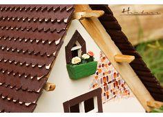 casa_dar_detaliu_4 Gingerbread, Holiday Decor, House, Home Decor, Houses, Decoration Home, Home, Room Decor, Ginger Beard
