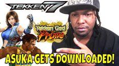 Tekken 7 Season 3- ASUKA GETS DOWNLOADED! (Eddy Gordo, Tekken God Prime,...