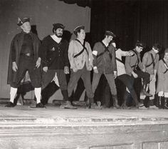 Male Faculty in a Scene from Faculty Show 1976 :: Archives & Special Collections Digital Images