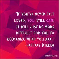#Relationships #RebelDivineUCC #Love
