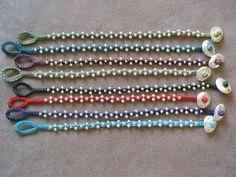 Neat macrame with Greek ceramic beads