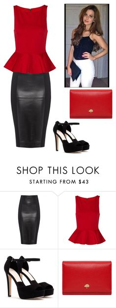 Party whit Sophia Smith by we-areyooung on Polyvore featuring moda, Alice + Olivia, Isabel de Pedro, Pull&Bear and Mulberry