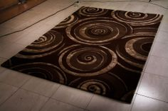 Spiral Chocolate, Brown
