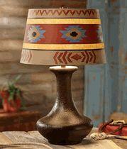 Pueblo Southwest Table Lamp