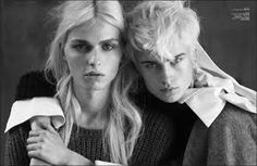 blonde male model androgynous - Szukaj w Google