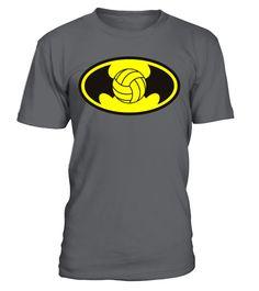 volleyball superhero shirt