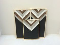 Chalk Board made from Reclaimed Wood