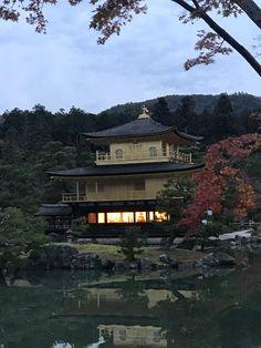 Temple du Pavillon d'or (Kinkaku-ji) (Kyoto) - TripAdvisor Kyoto, Temples, Trip Advisor, Future, House Styles, Ideas, Deck Gazebo, Future Tense