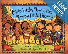 One Little, Two Little, Three Little Pilgrims - Must Read Math Mentor Text Linky