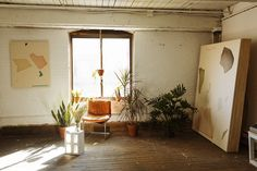 Hannah Metz at Home in Brooklyn « the selby