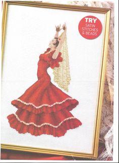 cross stitch chart - Rhythm of the fiesta - Sue Page
