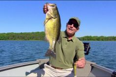 Doug Stange demonstrates ways to rig the Sebile Magic Swimmer to catch largemouth bass. Fishing Tips, Bass Fishing, Fishing Stuff, Pictures Of Largemouth Bass, Go Outside, Outdoors, Camping, Magic, Outdoor