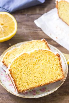 Starbucks Copycat Lemon Loaf